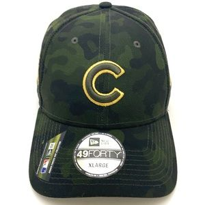 New Era 49 Forty Armed Forces Day Chicago Cubs Hat